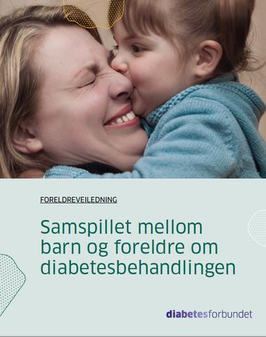 Bilde av Foreldreveiledning - for familier - brosjyre