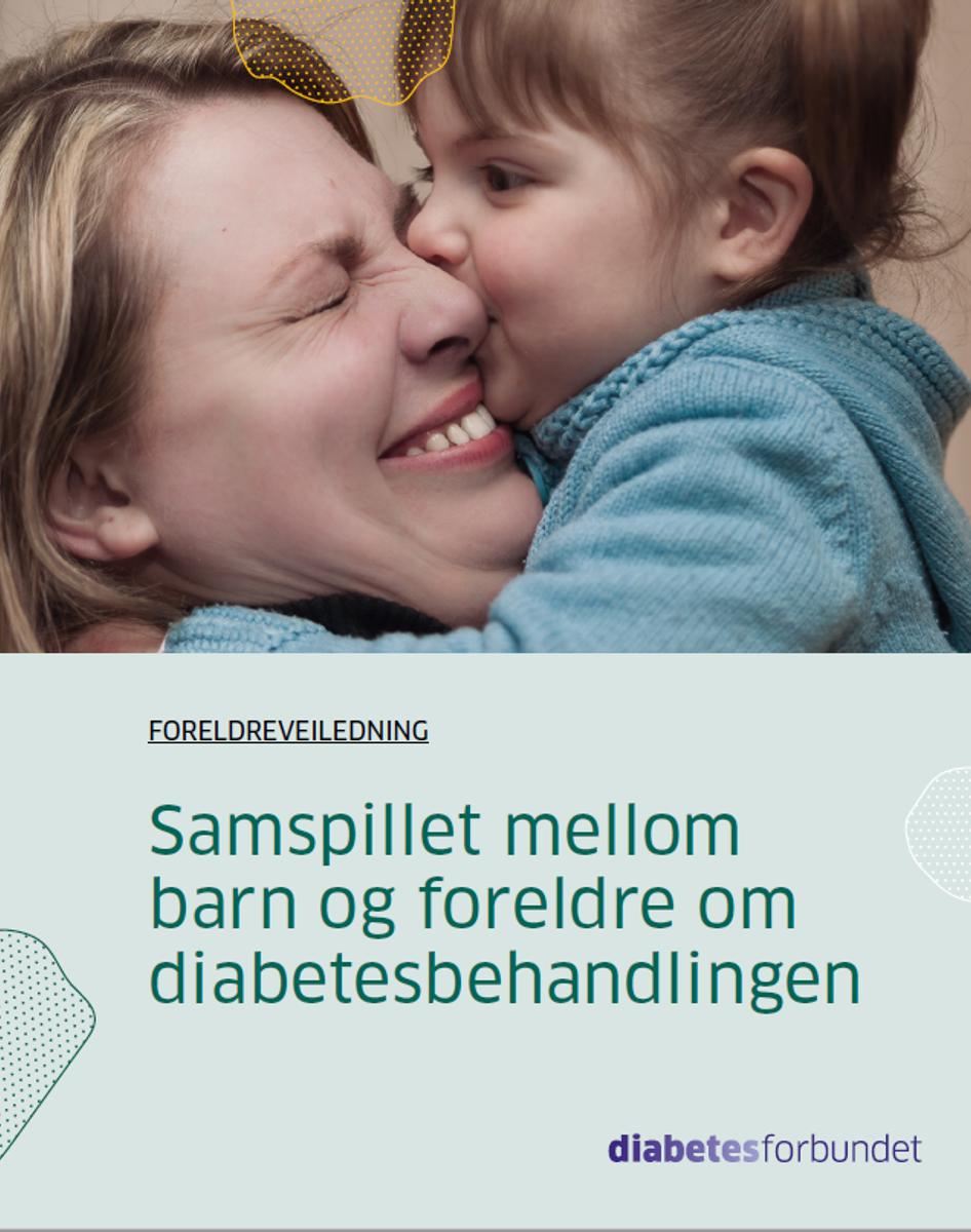 Foreldreveiledning - for familier - brosjyre