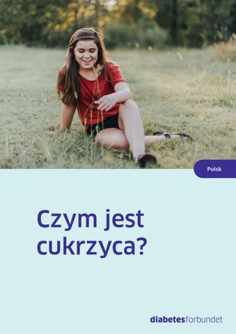 Bilde av Hva er diabetes? Polsk
