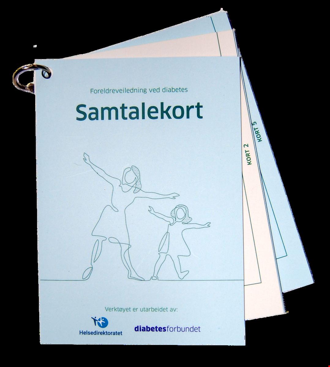 Foreldreveiledning - samtalekort - for helsepersonell
