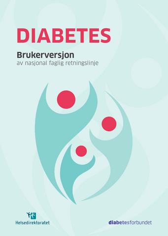 Bilde av Brukereversjon av nasjonal faglig retningslinje